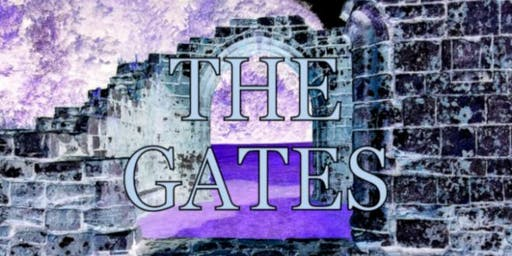 Sam Enthoven and Laura Sampson - THE GATES