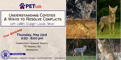 PETtalk: Understanding Coyotes and Ways to Resolve Conflicts