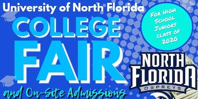 WMIE 2020 University of North Florida On-Site/ College Fair