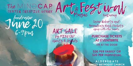MINDCAP Arts Festival tickets