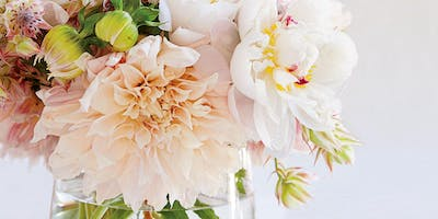Flower Bouquet Workshop at Crate and Barrel Yorkdale