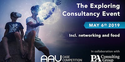 The Exploring Consultancy Event with PA Consulting