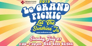 Le Grand Picnic 2019 - Let the Sunshine In!
