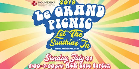 Le Grand Picnic 2019 - Let the Sunshine In! tickets