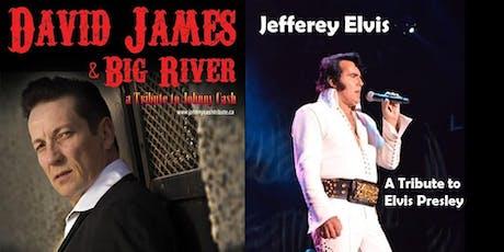 Johnny Cash & Elvis Tribute  Creston, B.C tickets