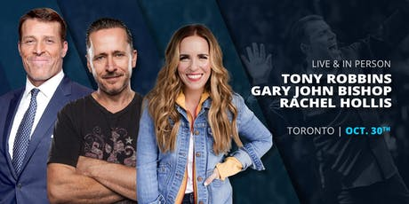 Power of Success with Tony Robbins and Friends Toronto 2019 tickets