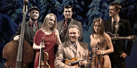 Mark O'Connor's Appalachain Christmas tickets