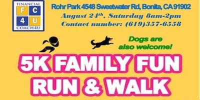 FC4U 2nd Annual Live Well 5K Run/Walk