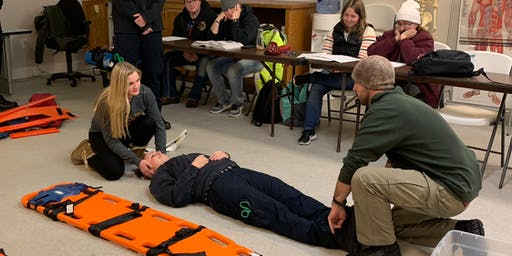 Fall 2019 Nationally Registered Emergency Medical Technician Course