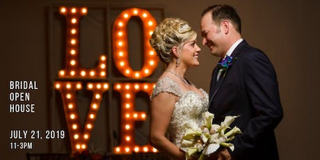 July Bridal Open House tickets