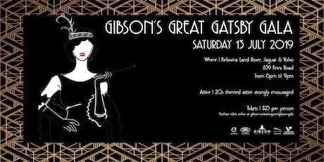 Gibson Gala tickets