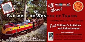 Explore the Wonder of Trains