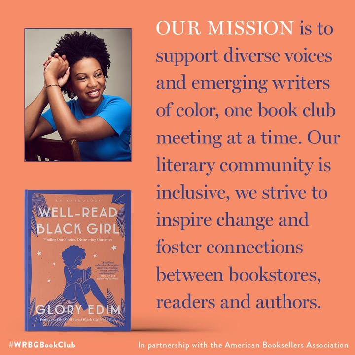 Well-Read Black Girl Book Club: That Kind of Mother - African