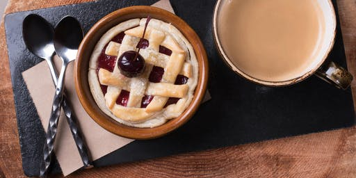 Culinary Happy Hour: Damn Fine Cherry Pie
