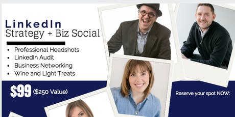 Twin Cities LinkedIn Biz Social- August 2019 tickets