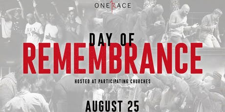 Day of Remembrance tickets