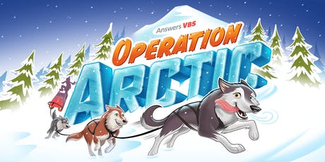 "Vacation Bible School ""Operation Arctic"" tickets"