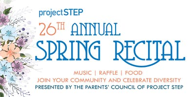 Project STEP's 26th Annual Spring Concert & Benefit