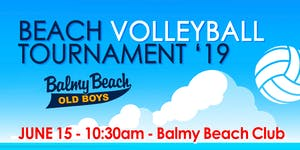 BBC Old Boys Volleyball Tournament