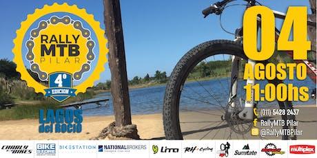 Rally MTB Pilar - 4ª edición - Lagos del Rocío entradas