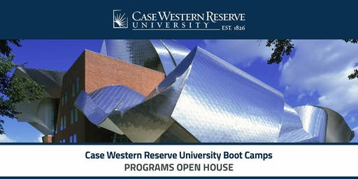 CWRU Boot Camp Open House June 25th