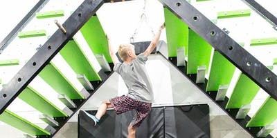 Ultimate Ninjas St. Louis Youth AWG Competition (Ages 6-7)