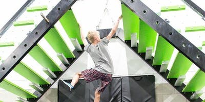Ultimate Ninjas St. Louis Youth AWG Competition (Ages 11-13)