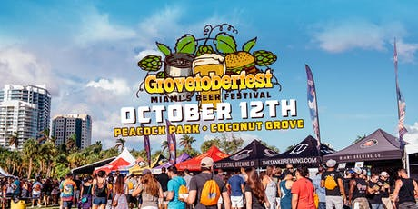 Grovetoberfest 2019 - Beer Festival tickets