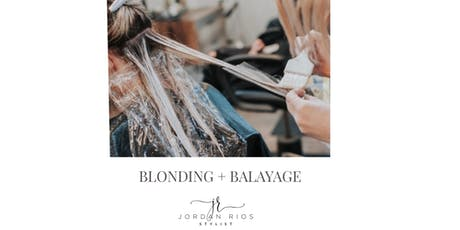 BLONDING + BALAYAGE [Theory + Hands-on] tickets