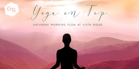 Yoga on Top tickets