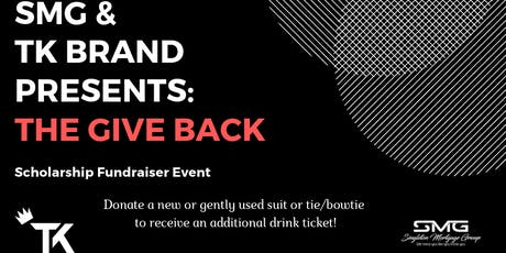 The Give Back - Inaugural Fundraiser  tickets