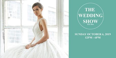 The Wedding Show - Sunday Oct 6, 2019 inside Hyatt Regency Toronto tickets