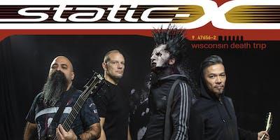 Static-X @ Slim's   w/ Wednesday 13, The Watchers