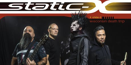 Static-X tickets