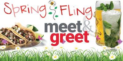 Spring Fling Meet and Greet