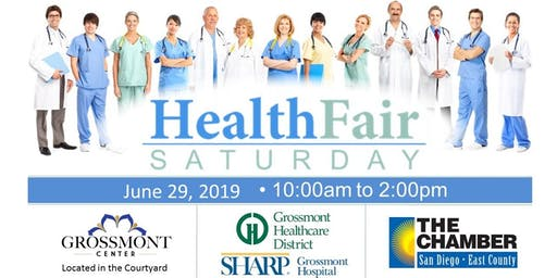 Health Fair Saturday