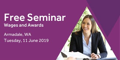 Free Seminar: Calculating Employee Wages – Armadale, 11th June