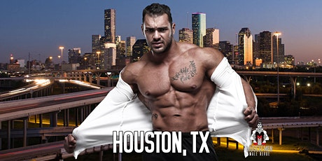 Muscle Men Male Strippers Revue & Male Strip Club Shows Houston, TX - 8PM to10PM