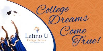 Latino U College Access Graduation Celebration