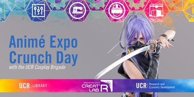 Anime Expo Crunch Day with the Cosplay Brigade