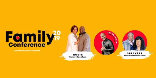 BWC Family Conference 2019:  Encountering God Together