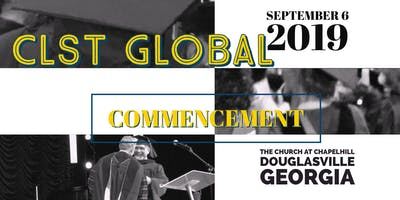 CLST Global Commencement 2019