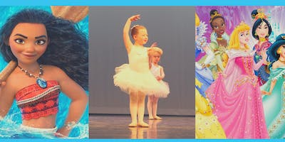 Disney Princess Ballet Camp