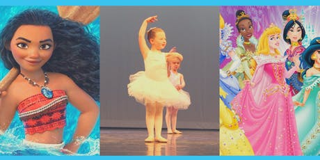 Disney Princess Ballet Camp tickets