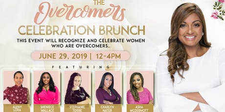 The Overcomers Celebration Brunch tickets