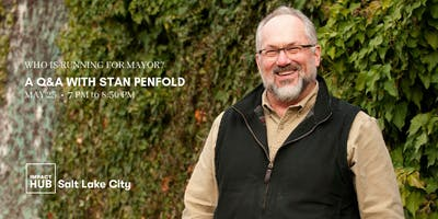 Who is running for Mayor: A Q&A with Stan Penfold