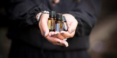 Intuitive Essential oils Class