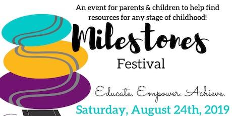 Milestones Festival 2019 tickets