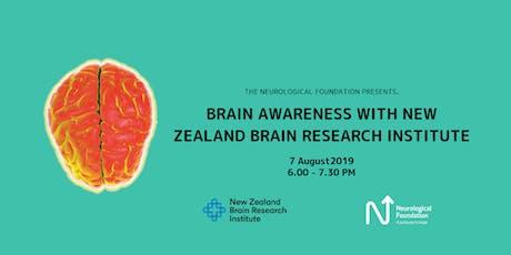 Christchurch Brain Awareness in the Evening tickets