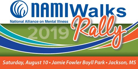 NAMIWalks Mississippi Rally tickets